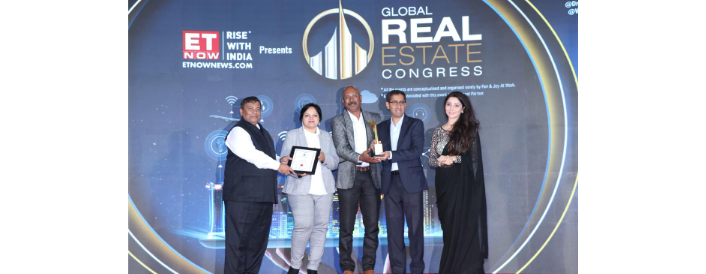 Best High-End Affordable Luxury Project - Bollineni Silas