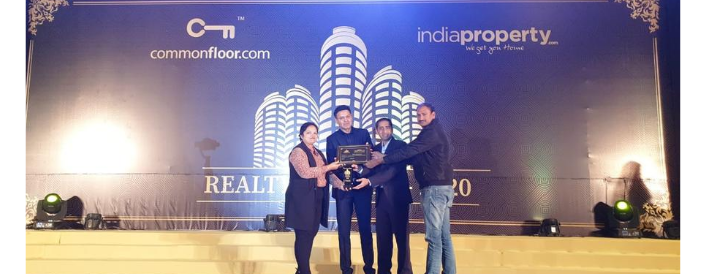 Consumer's Choice Project of the Year - Telangana - India Property - Commonfloor Realty Awards 2020